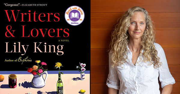Writers and Lovers book with author photo best books of the year 2020