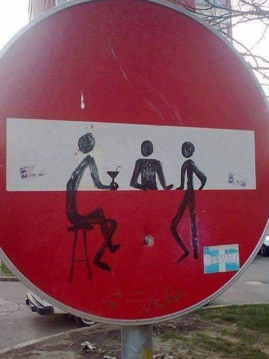 Vandalism Is Illegal Even When It's Really, Really Funny (26 Pics) 26