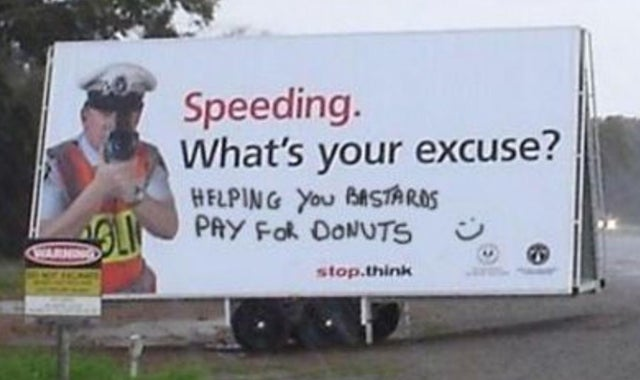 Vandalism Is Illegal Even When It's Really, Really Funny (26 Pics) 30