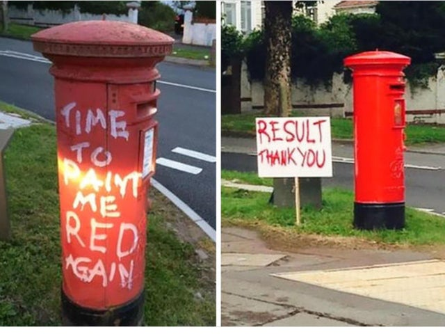 Vandalism Is Illegal Even When It's Really, Really Funny (26 Pics) 50