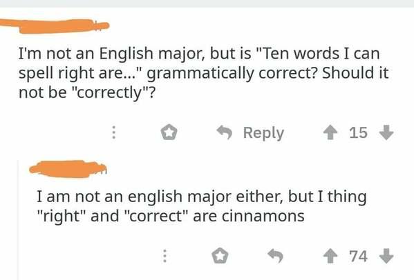 bone apple tea, funny grammar spelling fail