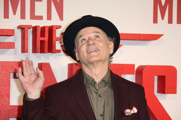 bill murray red carpet, Celebrity weird facts, strange true stories about celebs, celeb facts that will make you rethink them forever
