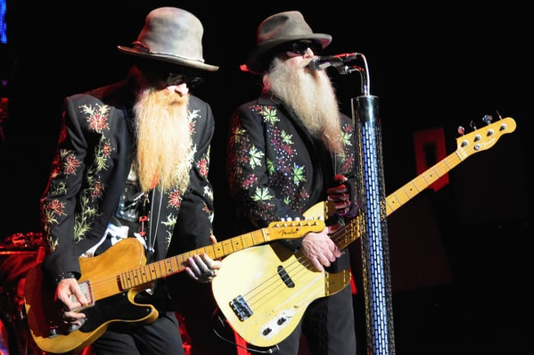ZZ top playing guitars onstage, Celebrities rude to fans, never meet your heroes, bad celeb encounters, rude famous people, admired celebs, never meet your heroes