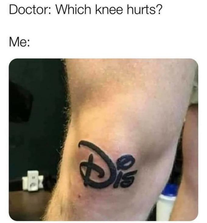 funny tatoo memes