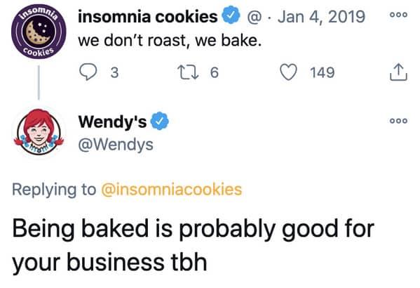 Funny Wendys tweet roasts, hilarious Wendys twitter account jokes, Wendys twitter memes, funny fast food accounts, funny roast memes