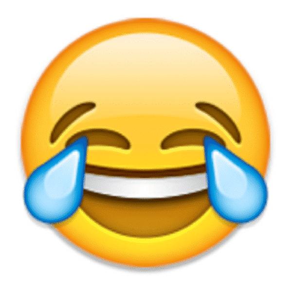 Cry Laughing Emoji PNG Download