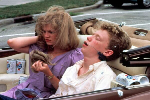 16 candles, rape culture, drunk nerd and pretty girl in car, Real life romcom dealbreakers, things men do in romcoms that would be red flags in real life, romcom stalkers, romantic comedies that are actually creepy
