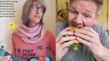 gordon ramsay vegan