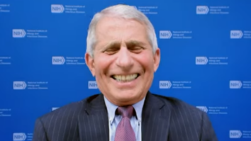 Fauci'd, getting fauci'd, fauci-ing