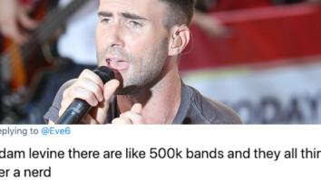 adam levine no more bands